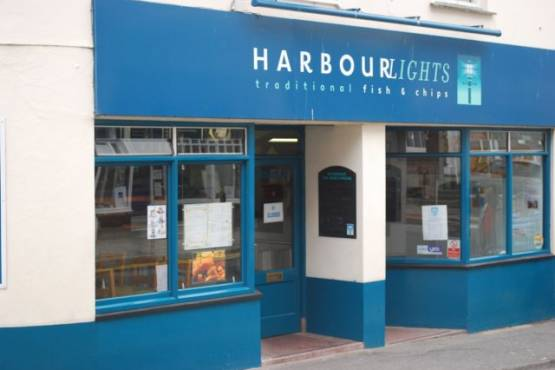 Harbour Lights Fish and Chips Falmouth