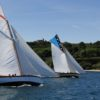 Falmouth working boats race as Classics during Falmouth Week